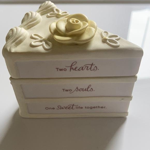 Wedding Gift Jewelry Box